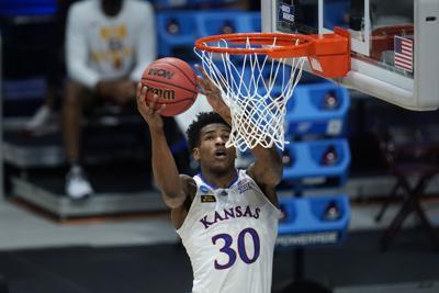 NCAA USC Kansas Basketball