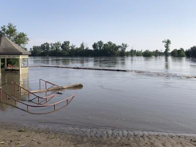 Waterlogged levees continue to breach along Missouri River