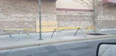 Two critically injured after vehicle hits East Hills Mall