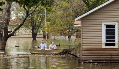 FEMA funds delayed for area      (copy)