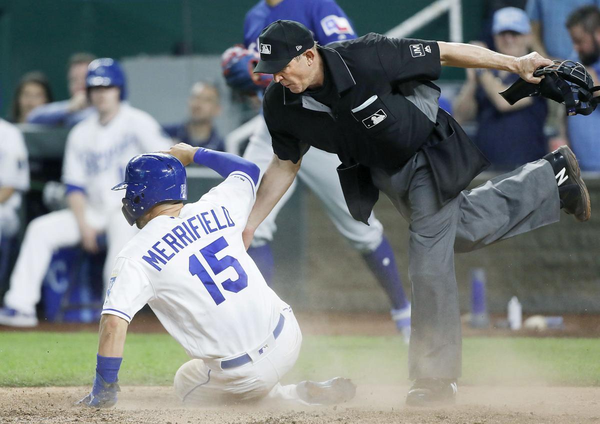 Ranger Royals Baseball