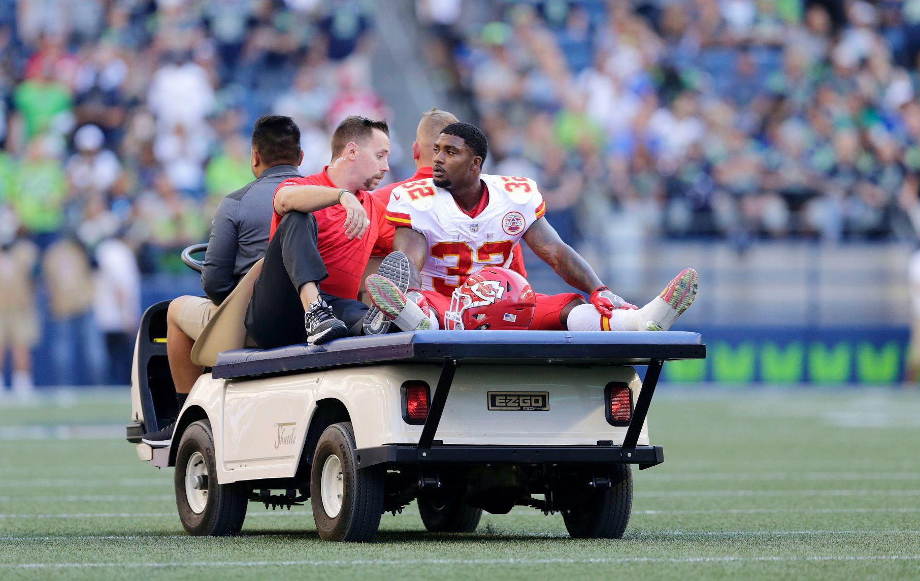 5 things to watch for in the Chiefs-Seahawks preseason game