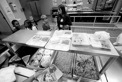 School Lunch Trade Wars