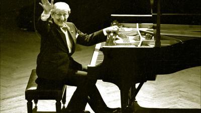 Vladimir Horowitz's personal Steinway piano