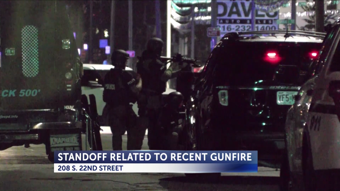 WATCH: 11-hour standoff concludes with three arrests | Video Gallery | newspressnow.com