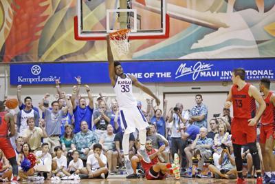 Dayton Kansas Basketball