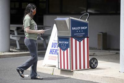 Mail-in ballot debate