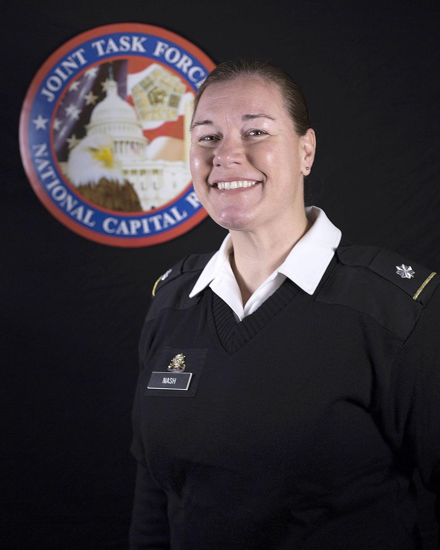 Lt. Col. Kimberly Nash