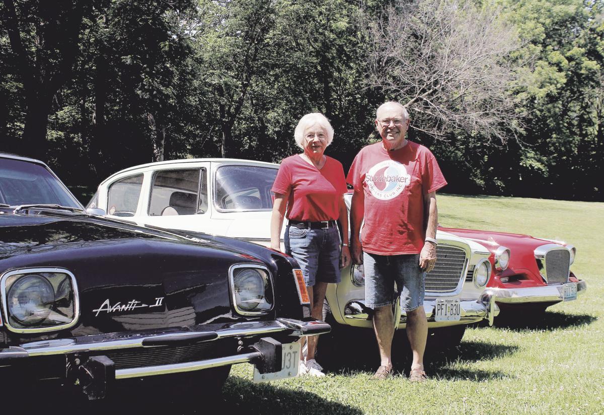 Diane and John Crooks