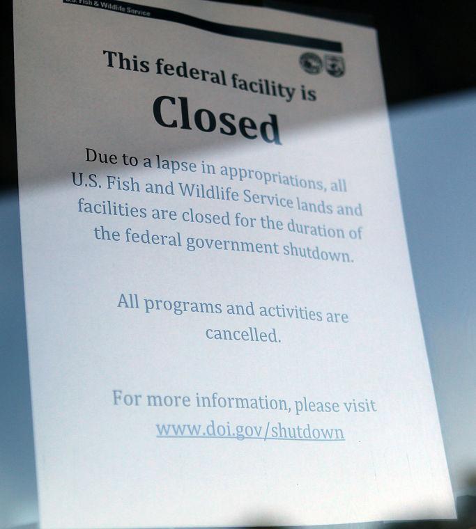Government shutdown lands close to home | Local News