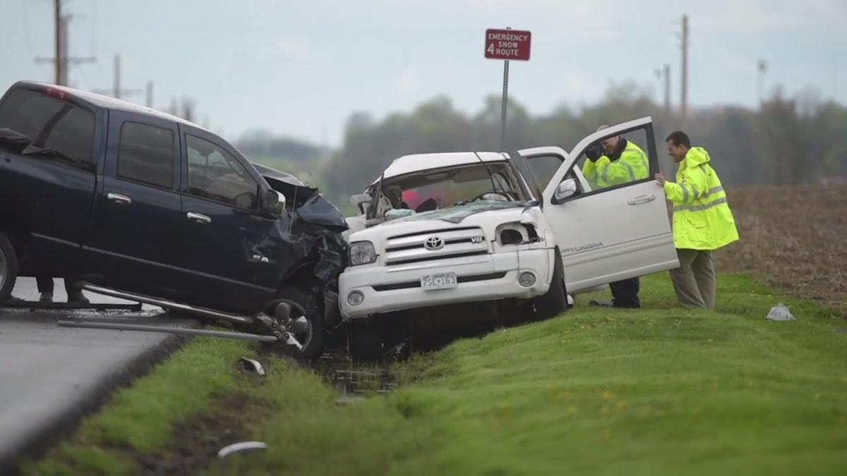WATCH: At least 4 dead in Riverside Road crash