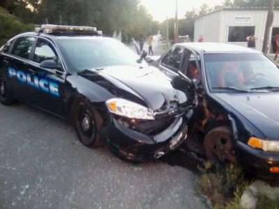 Officer identified in squad car accident | Local News | newspressnow com