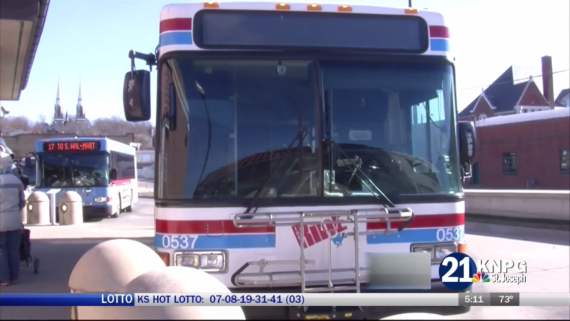 Transit Services Into Kansas Could Expand Local News