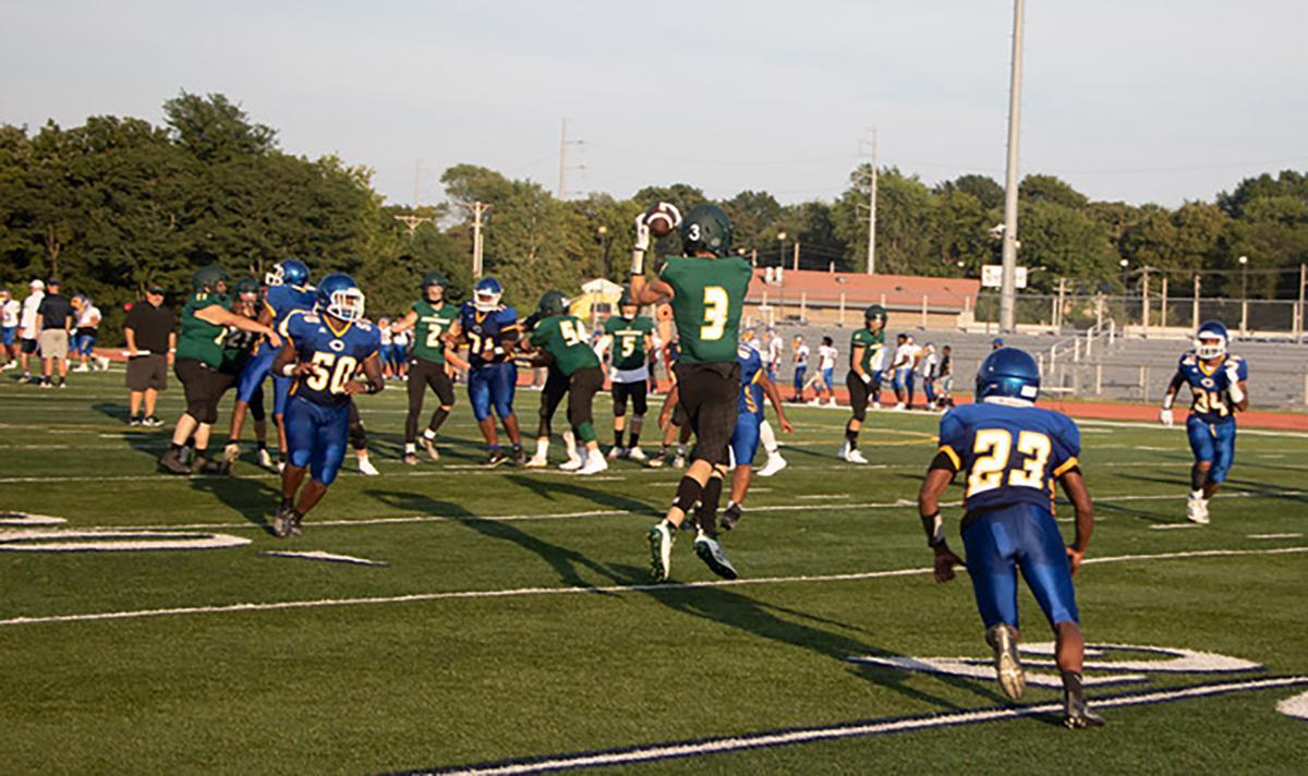 Maryville football