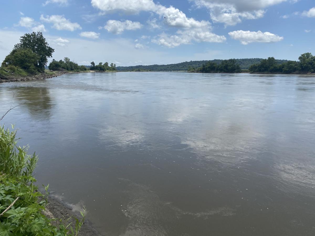Missouri River (Forbes, Mo)