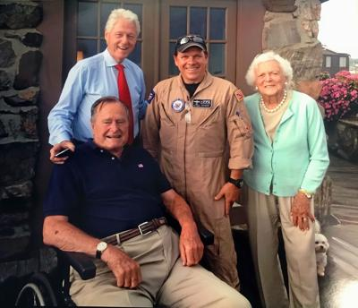 Graves Bush Shared Aviation As A Love Local News Newspressnow Com