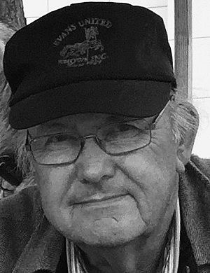 Evans, James W.  1944-2019