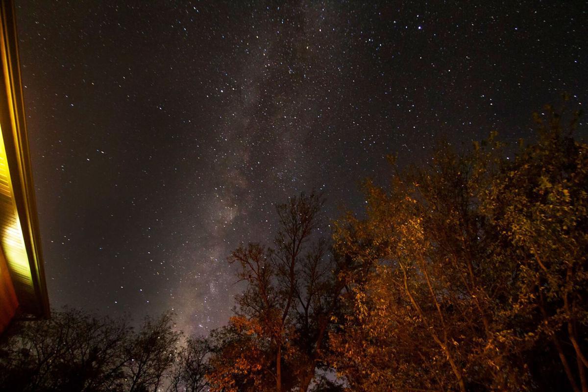 Stars - Kanopolis State Park 2