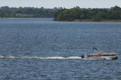 Swimming Not Recommended At Smithville Lake Beaches