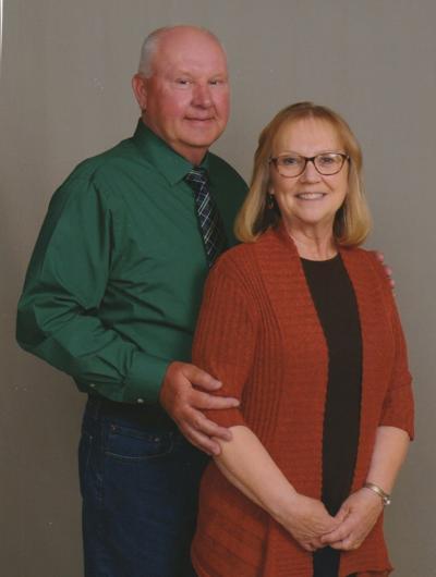 Steve and Debbie Lewis