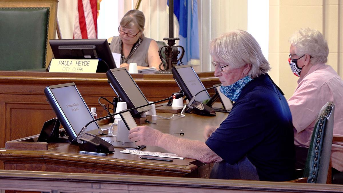City Council meeting for June 29