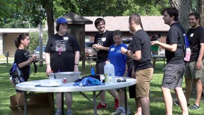 Camp Courage returns with an eager group of campers