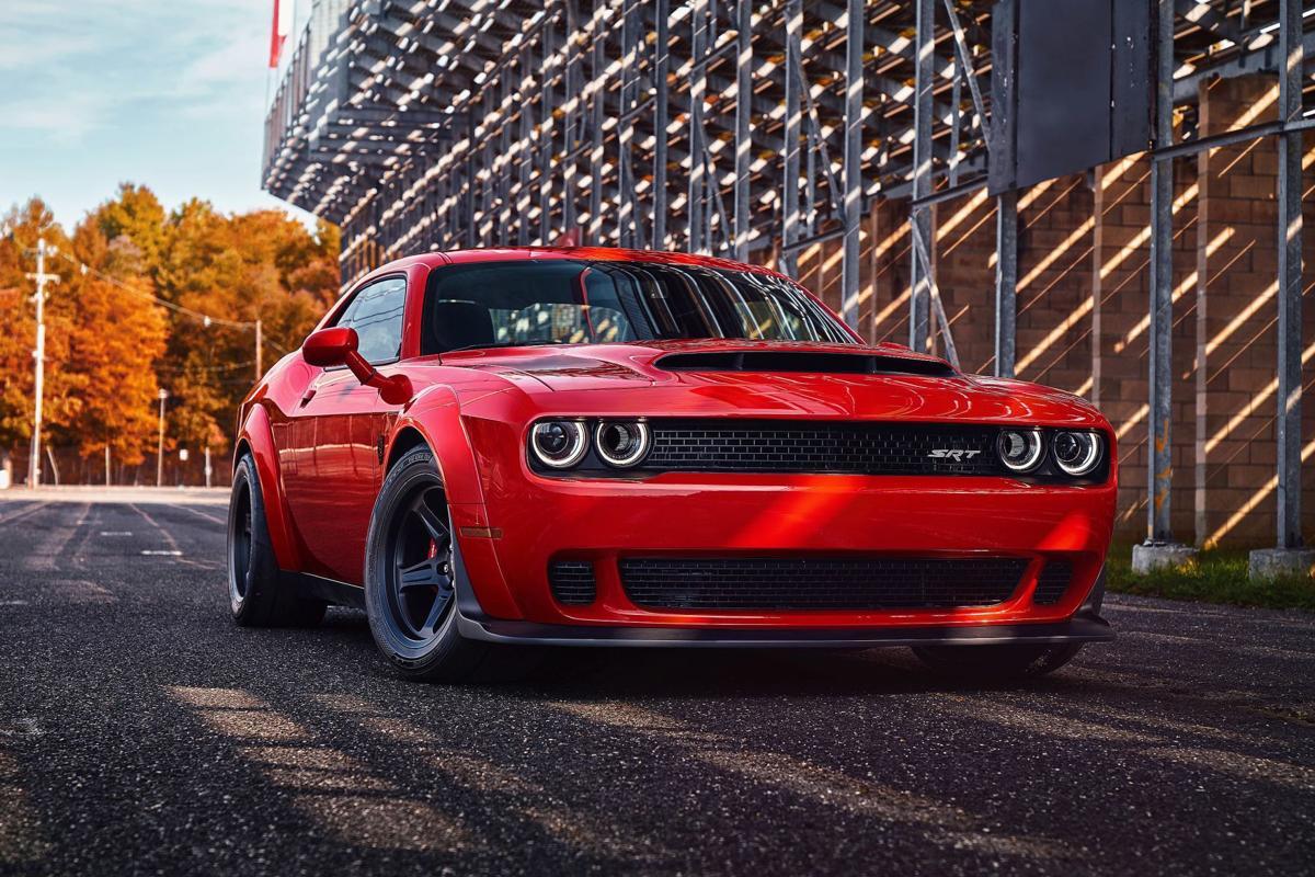 Dodge Demon, the world\'s fastest production car | Autos ...