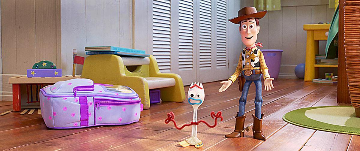 'Toy Story 4' Forky