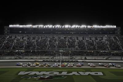 NASCAR Daytona 500 Auto Racing
