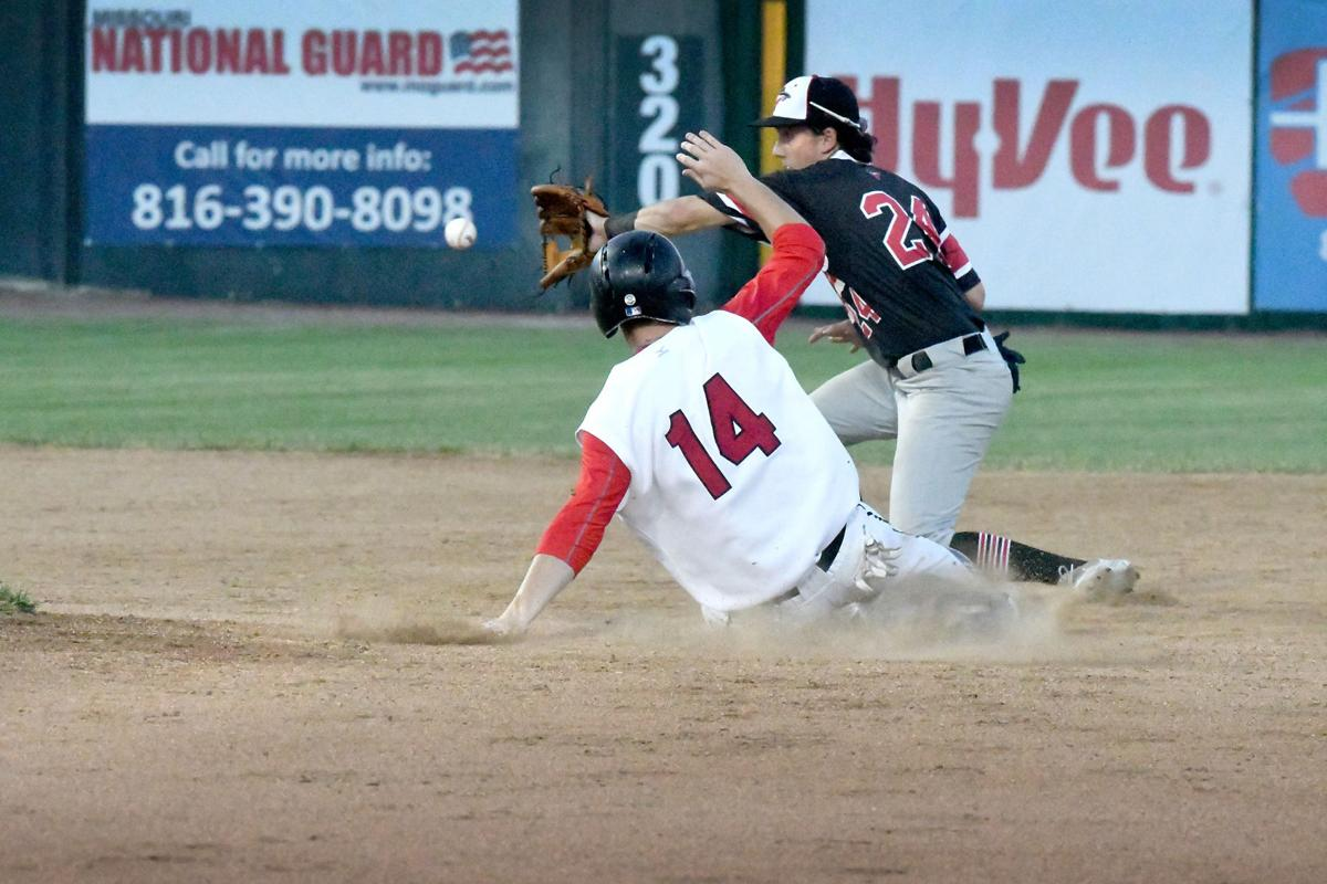 St. Joseph Mustangs baseball