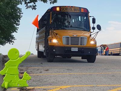 Placeholder school  bus