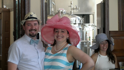 Angry Sweed Brewing hat contest