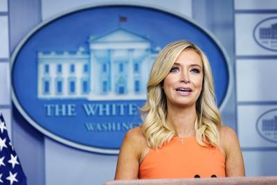 Briefing on Russia offering bounties on American troops