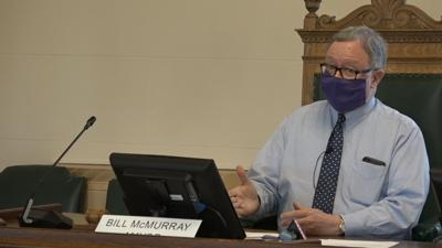 Bill McMurray mask mandate extension picture