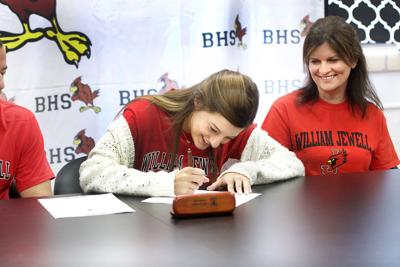 Benton Senior Signs Letter of Intent
