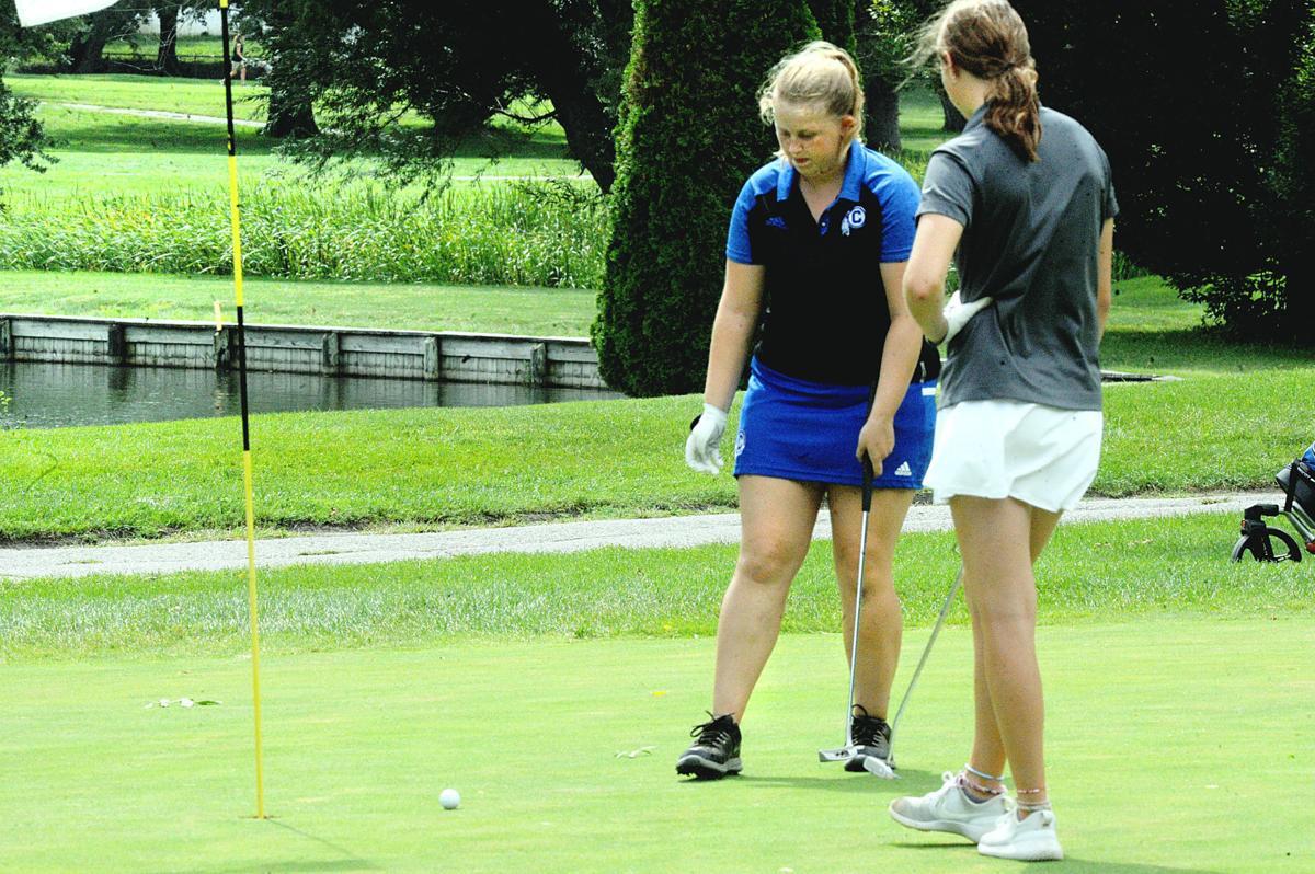 Central Invitational Golf