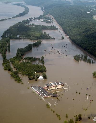 Missouri River flood file