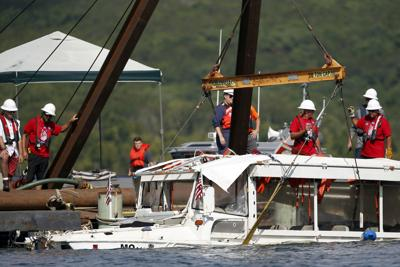 A year after tragedy, Branson debates future of duck boats