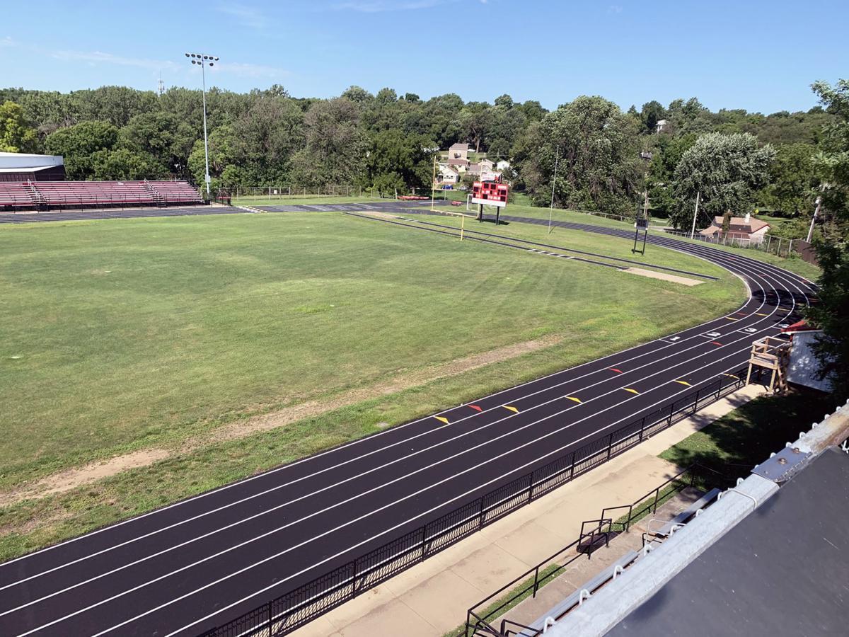 Benton track
