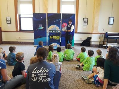 Libraries kick off the Summer Reading Program this week.