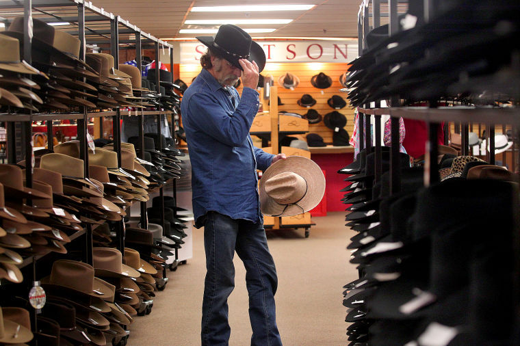 Stetson Hat Co. celebrates 150 years  2f5238ccc40