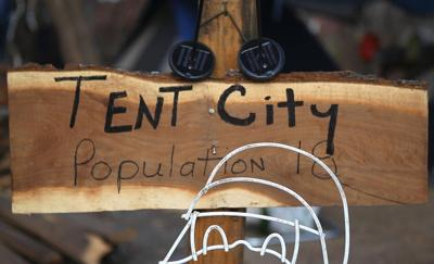 No. 9: Tent City closes; residents find housing