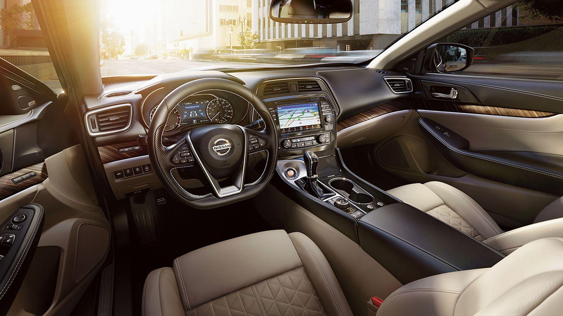 Nissan Maxima 4 Door Sports Car Gets Some Upgrades Autos Newspressnow Com