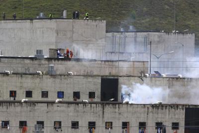 Ecuador Jail Riots