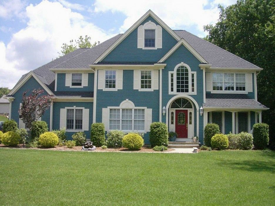 Trendy House Color Combinations