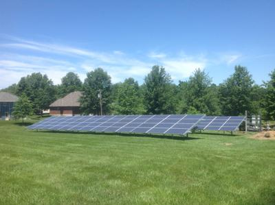 Local solar company rep says 'phones have not stopped ringing' in the last month