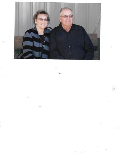 Gary and Phyllis Nally Celebrate 60 years