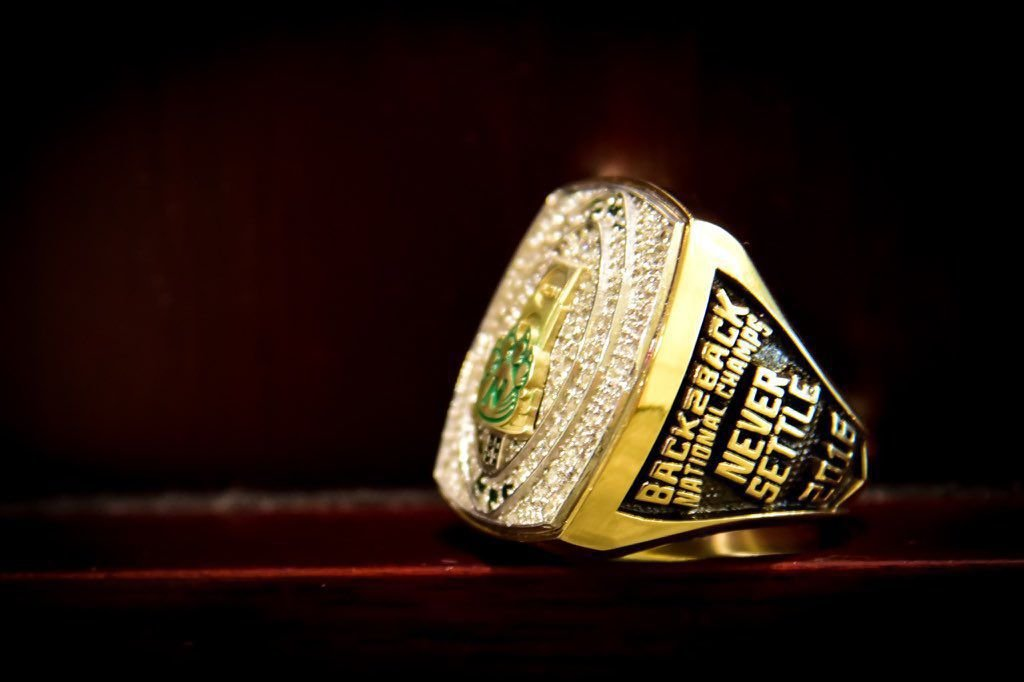 champ custom championship athletes football ring rings and design balfour