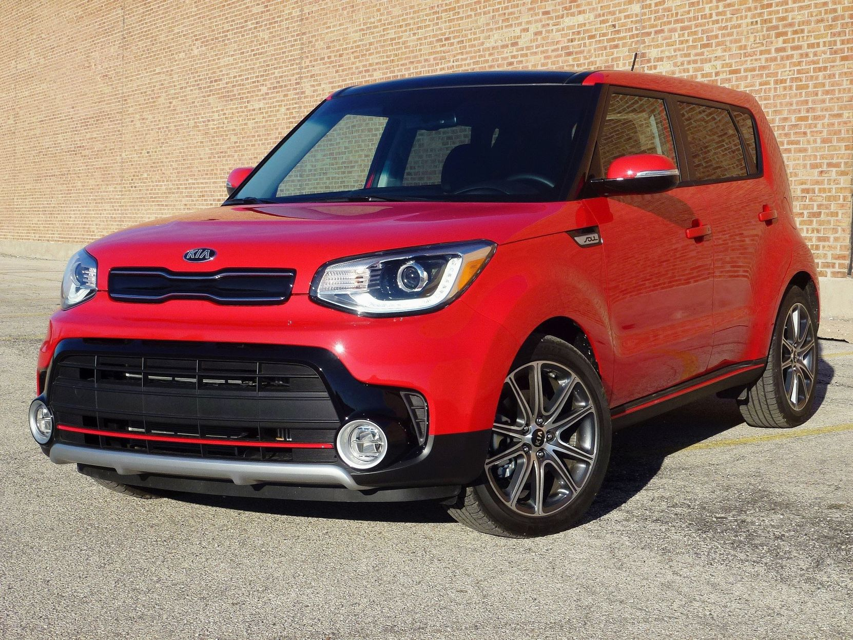 Lovely 2017 Kia Soul Turbo Boosts Power Over Fuel Economy