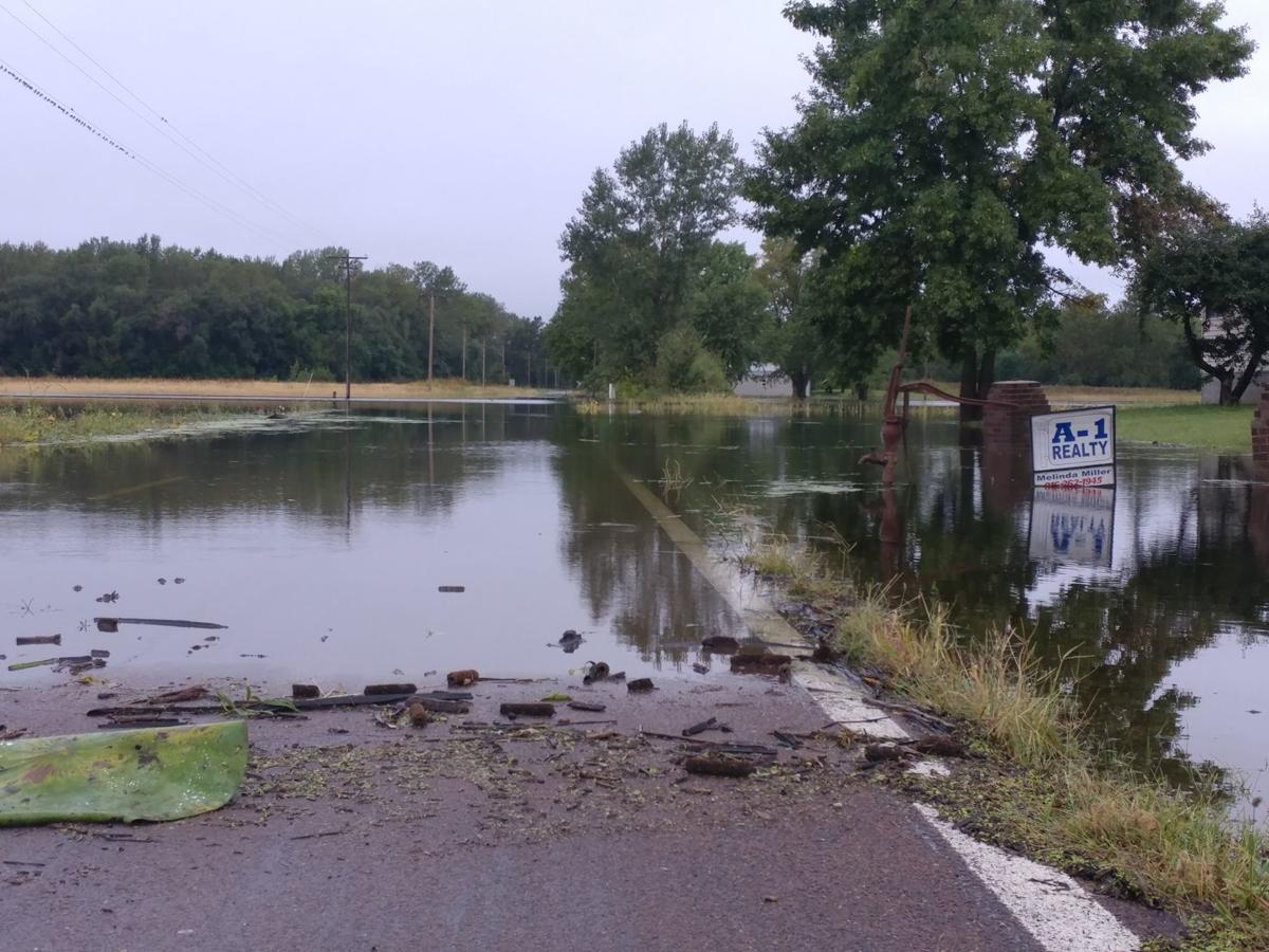 Louis and Clark flooding